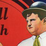 laurel & hardy's laughing 20's australian one sheet poster 1965
