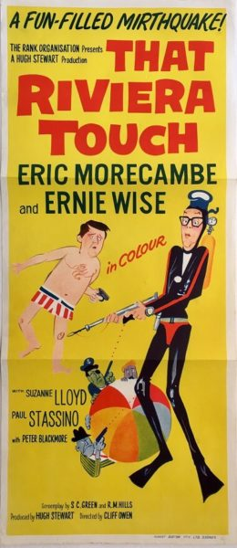 that riviera touch australian daybill eric morecambe ernie wise