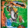 the jungle book australian one sheet poster 1990 rerelease walt disney