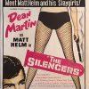 the silencers australian daybill poster dean martin