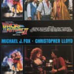 Back To The Future 2 Lobby Card Set 1