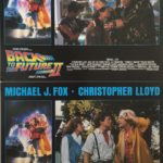 Back To The Future 2 Lobby Card Set 2 (3) 1989