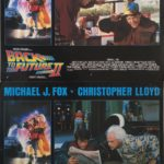 Back To The Future 2 US Lobby Card Set 2 1989