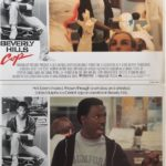 Beverly Hills Cop Lobby Card Set