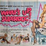 what's up superdoc uk quad poster 1978 tom chantrell