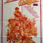 American Graffiti 1970's Australian One Sheet Movie Poster
