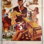 james bond the man with the golden gun daybill poster roger moore