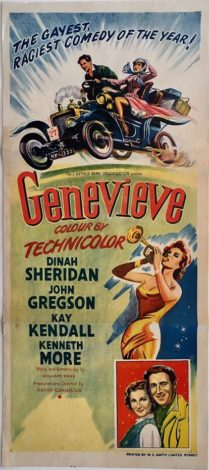 Genevieve Australian Daybill poster 1 kenneth moore