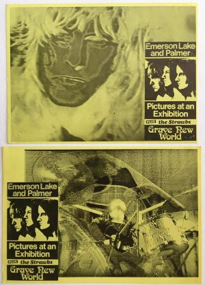 Pictures at an Exhibition rock n roll your eyes emerson lake and palmer stills and lobby cards