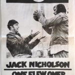 one flew over the cockoos nest daybill poster