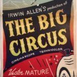 the big circus daybill poster