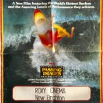 the wave masters australian movie poster - roxy new brighton NZ surfing