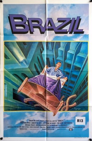 brazil us one sheet movie poster (1)