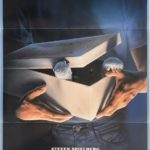 gremlins 1984 australian daybill poster with new zealand ratings snipe