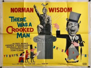 there was a crooked man uk quad poster 1960 norman wisdom (6)