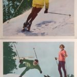 ski on the wild side lobby cards (1)