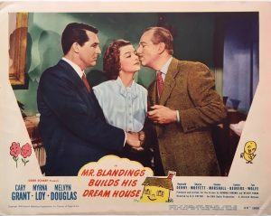 mr blandings builds his dream house 1948 lobby card number 7 cary grant (3)