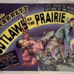 outlaws of the prairie 1939 half sheet charles starrett (2)