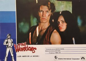 the warriors 1979 spanish lobby card (3)