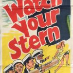 watch your stern australian daybill poster carry on film cast