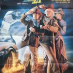 Back to the Future part 3 1990 US Advance One Sheet