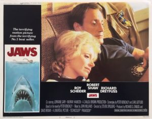 jaws US lobby card 1975 number 5