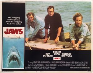 jaws US lobby card 1975 number 6