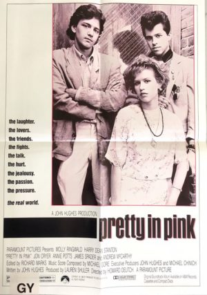 pretty in pink US mini poster with NZ snipe