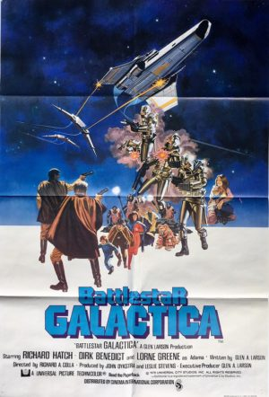 battlestar galactica uk one sheet movie poster (1)