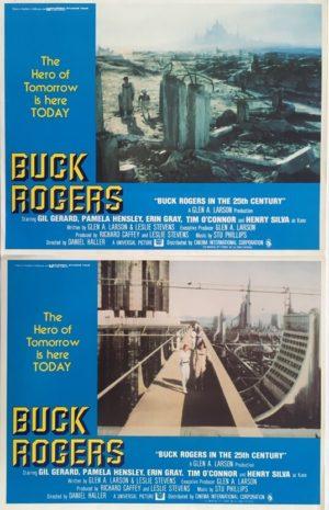 buck rogers 4 x lobby cards (1)