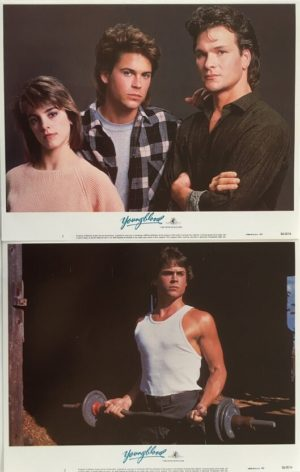 youngblood lobby card set (1)