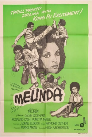 melinda austrailan one sheet poster with calvin lockhart 1