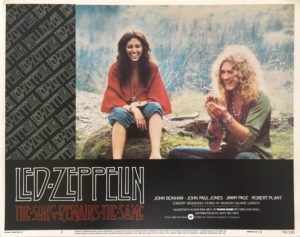 the song remains the same led zeppelin lobby card 2