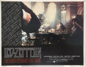 the song remains the same led zeppelin lobby card 7