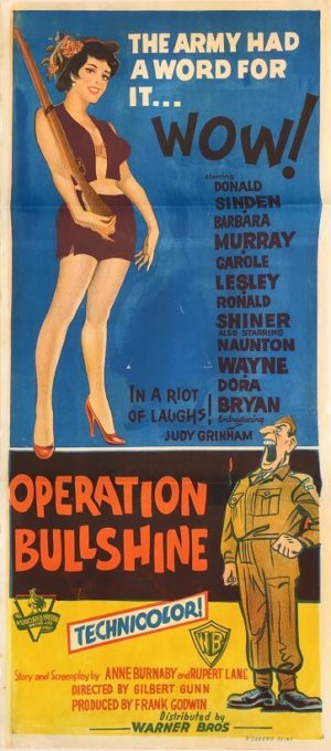 operation bullshine daybill poster 3