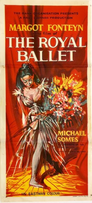 the royal ballet daybill poster 3