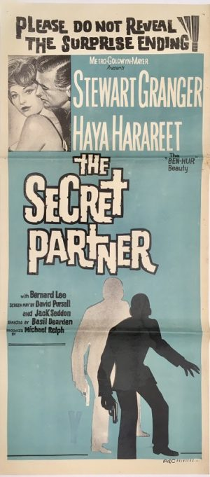 the secret partner daybill movie poster 1
