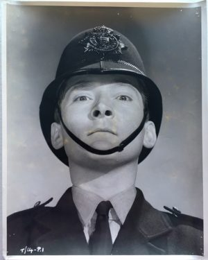 carry on constable large Kenneth Williams publicity still 1960
