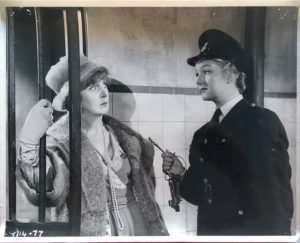 carry on constable UK large publicity still 1960 with Joan Sims and Joan Hickson