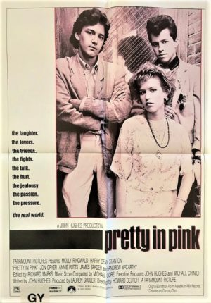 pretty in pink mini poster