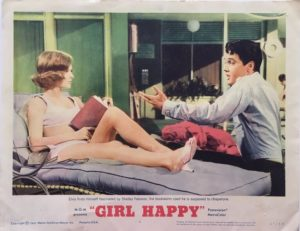 girl happy elvis presley US lobby cards (3)