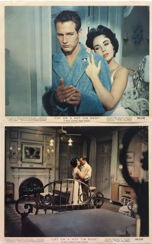 cat on a hot tin roof us front of house stills featuring paul newman and elizabeth taylor (3)