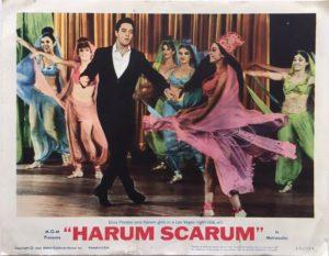 harum scarum elvis presley lobby card 1965 (3)