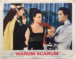 harum scarum elvis presley lobby card 1965 (5)