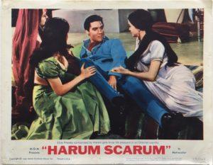 harum scarum elvis presley lobby card 1965 (7)