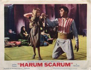 harum scarum elvis presley lobby card 1965 (1)