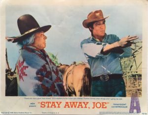stay away joe elvis presley lobby card 1968 (10)
