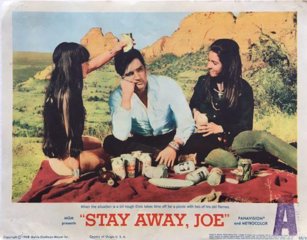 stay away joe elvis presley lobby card (9)