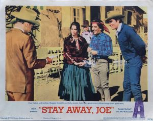 stay away joe elvis presley lobby card 1968 (6)