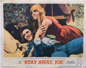 stay away joe elvis presley lobby card 1968 (5)